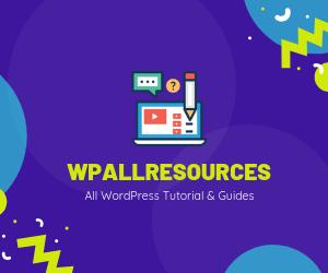 WPAllResources