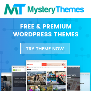 Attractive theme for blogger
