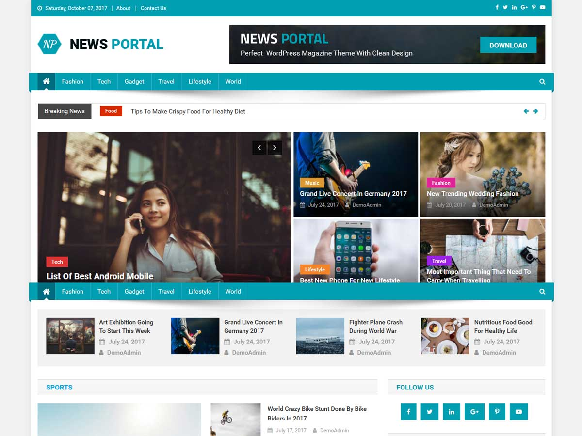 news-portal