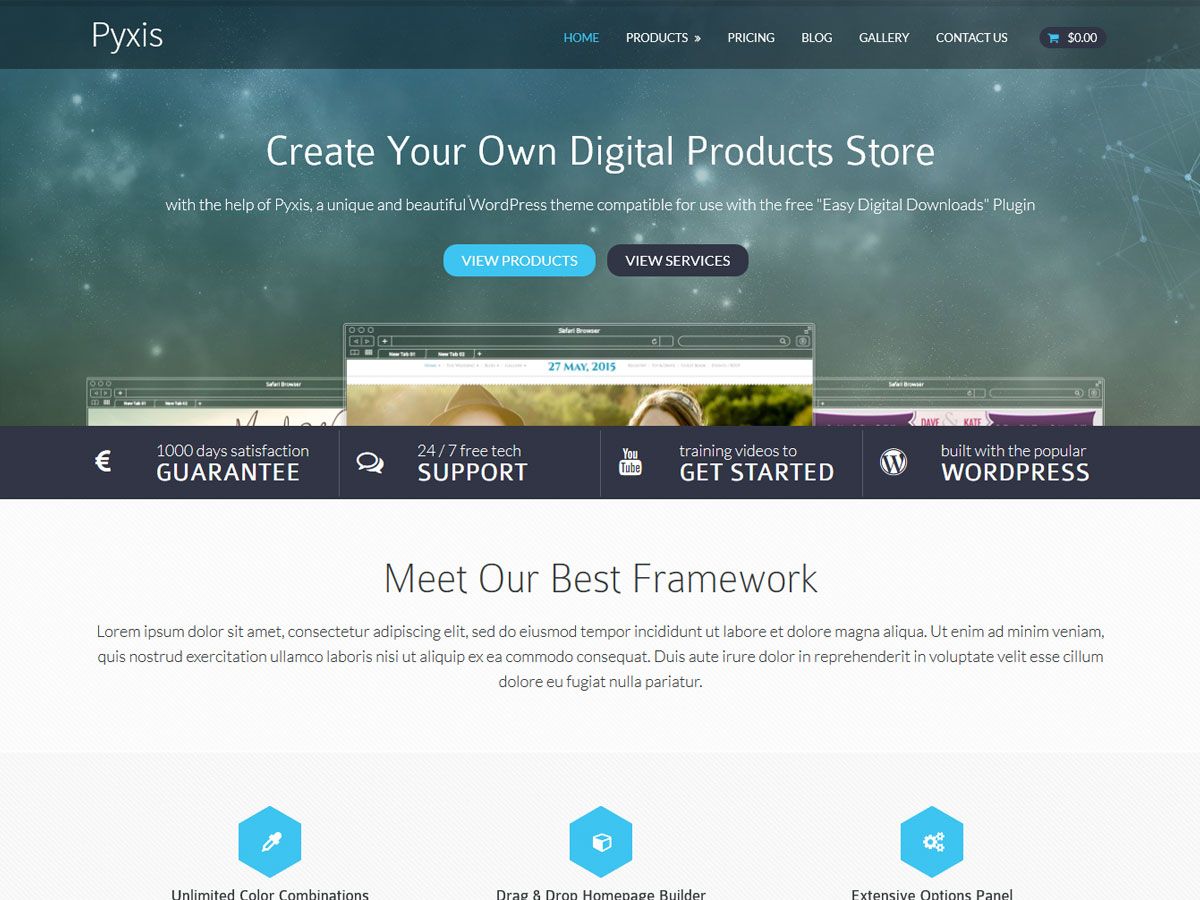 Best WordPress Themes For Selling Digital Products