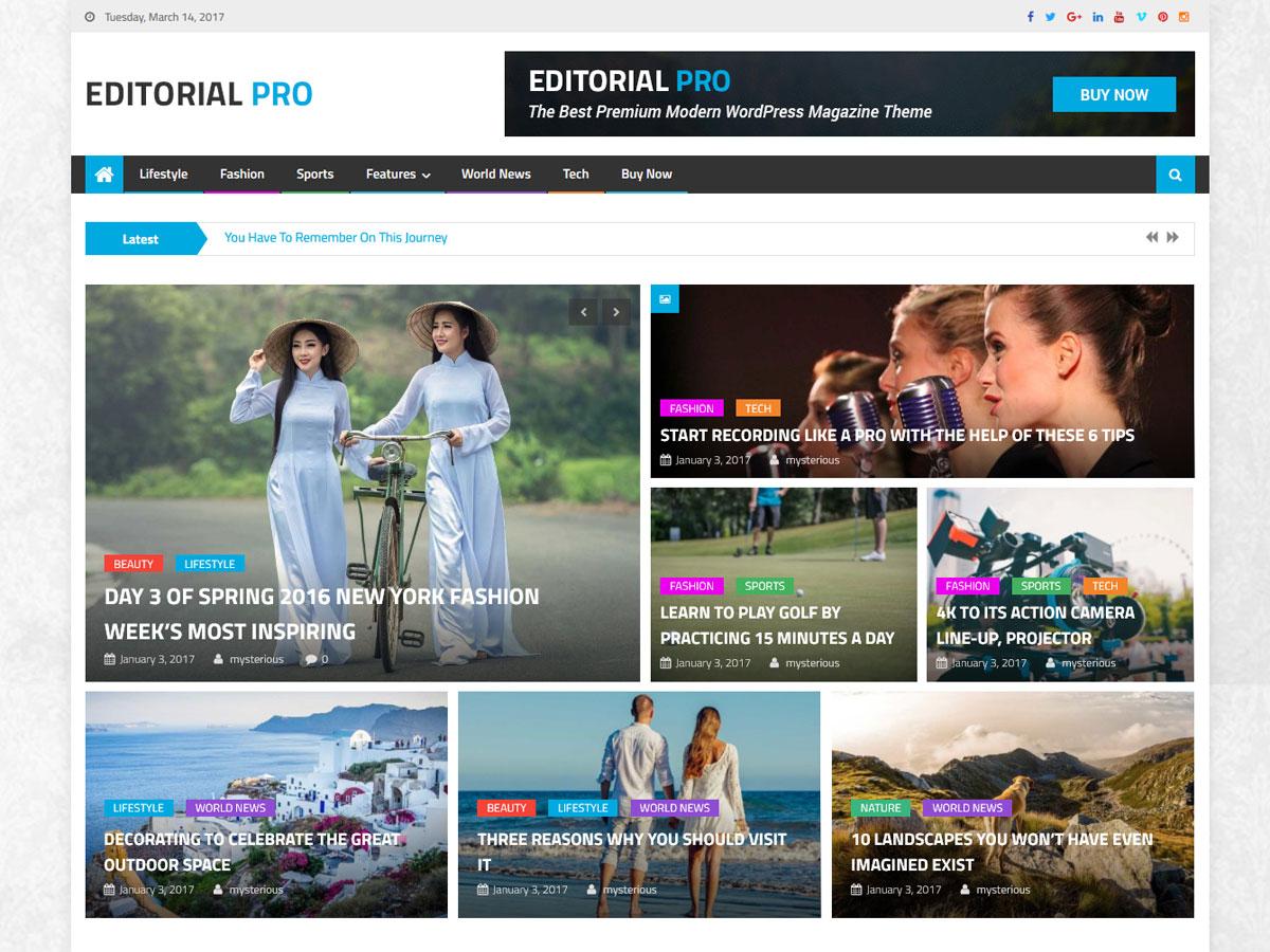editorial-pro
