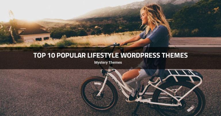Lifestyle WordPress Themes