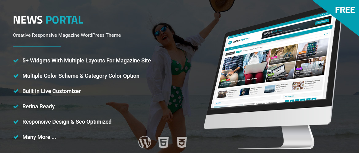 wordpress themes free download premium responsive wordpress themes