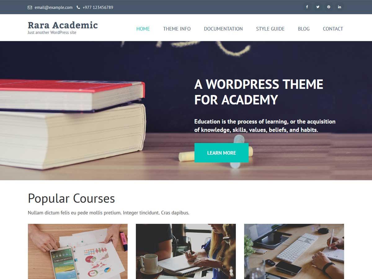 Rara-academic