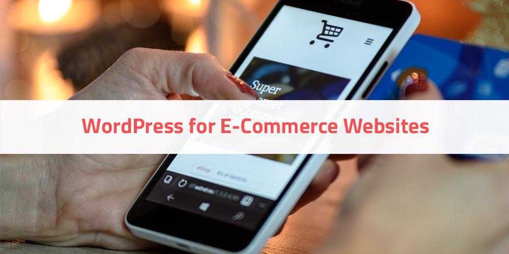 WordPress for E-Commerce Websites