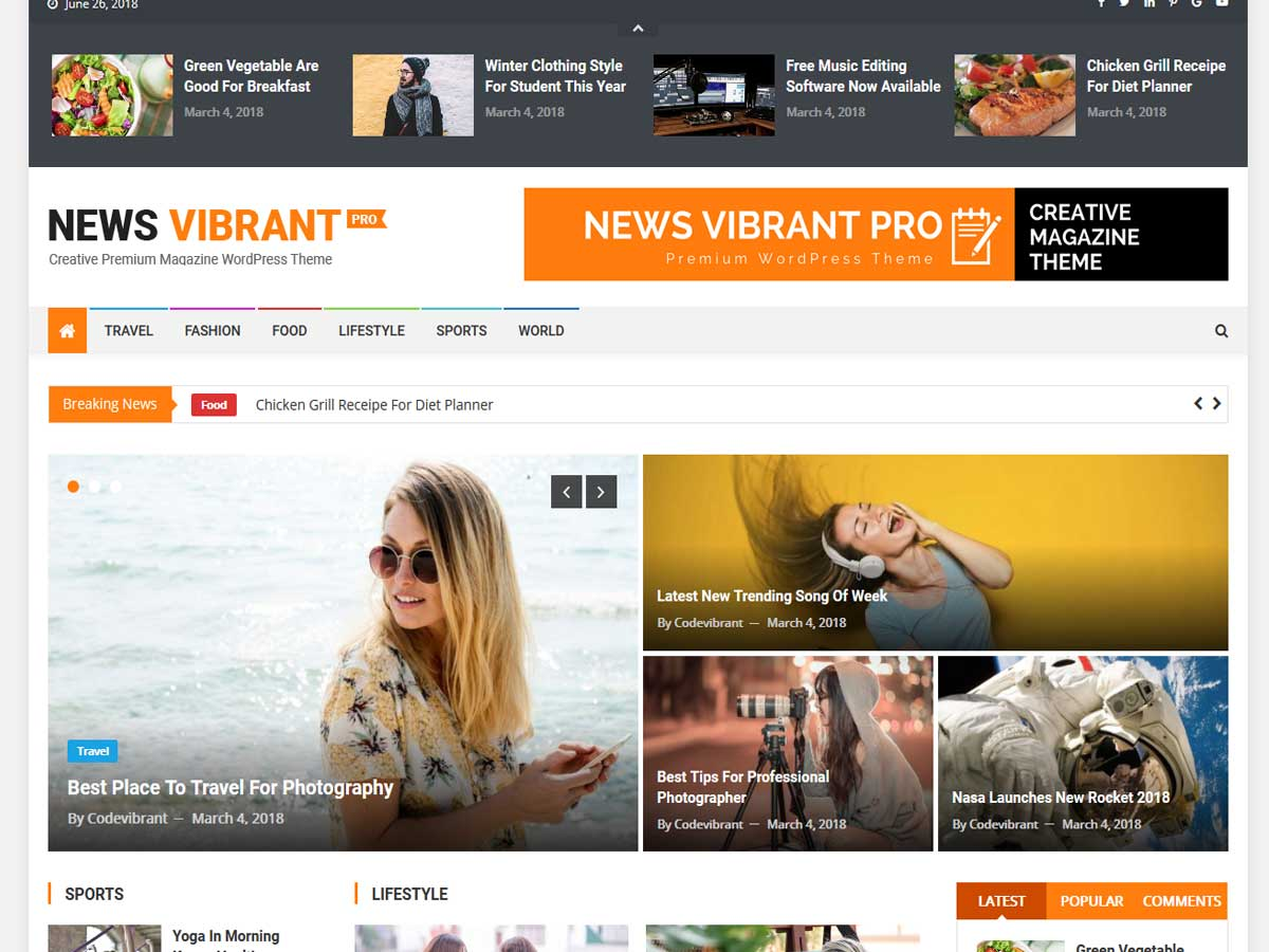news-vibrant-pro