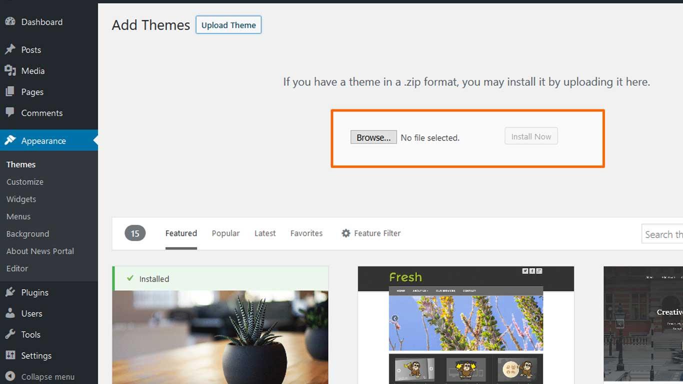 WordPress Theme Archives - MYSTERY THEMES