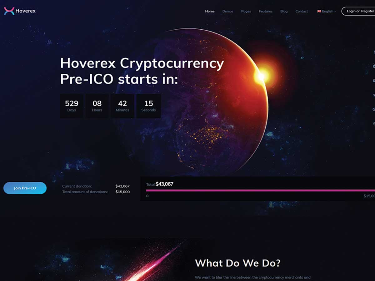 Hoverex-Cryptocurrency-&-ICO-WordPress-