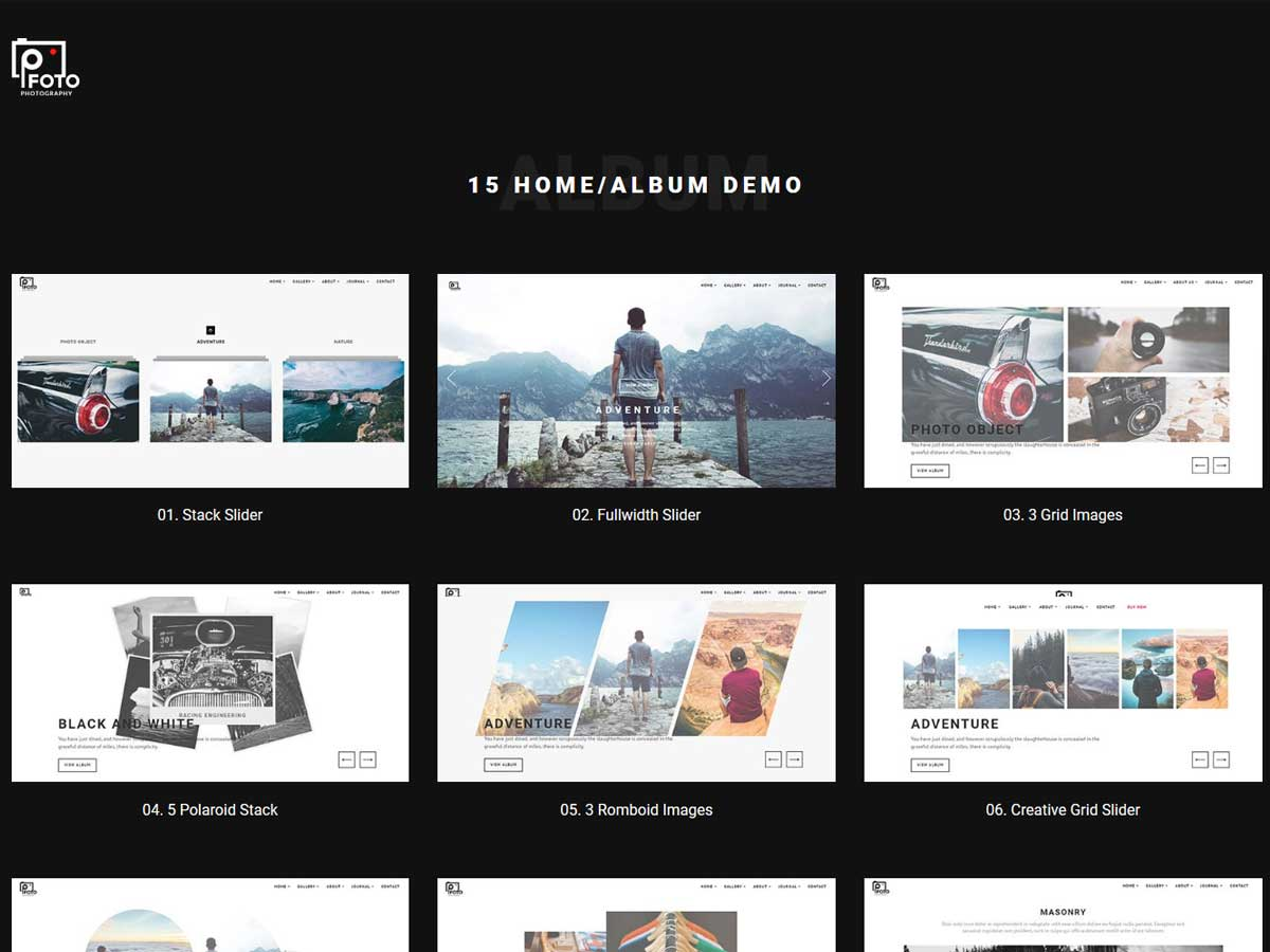 foto-wordpress-theme