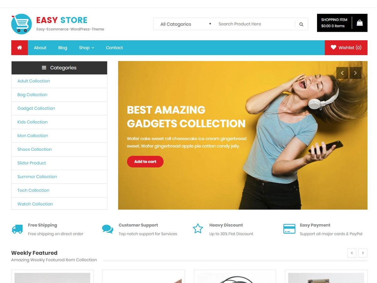 Easy-Store-Theme