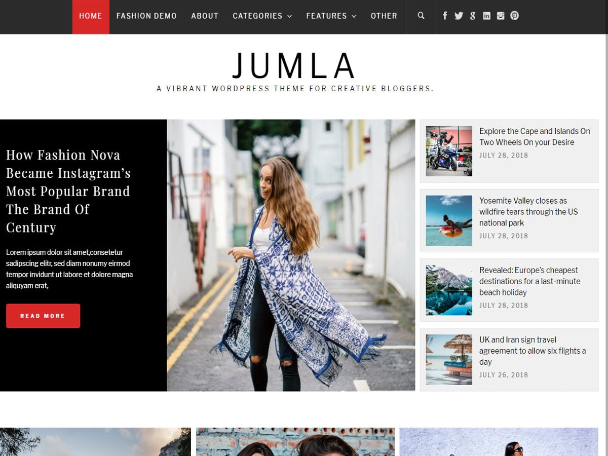 Jumla-Theme