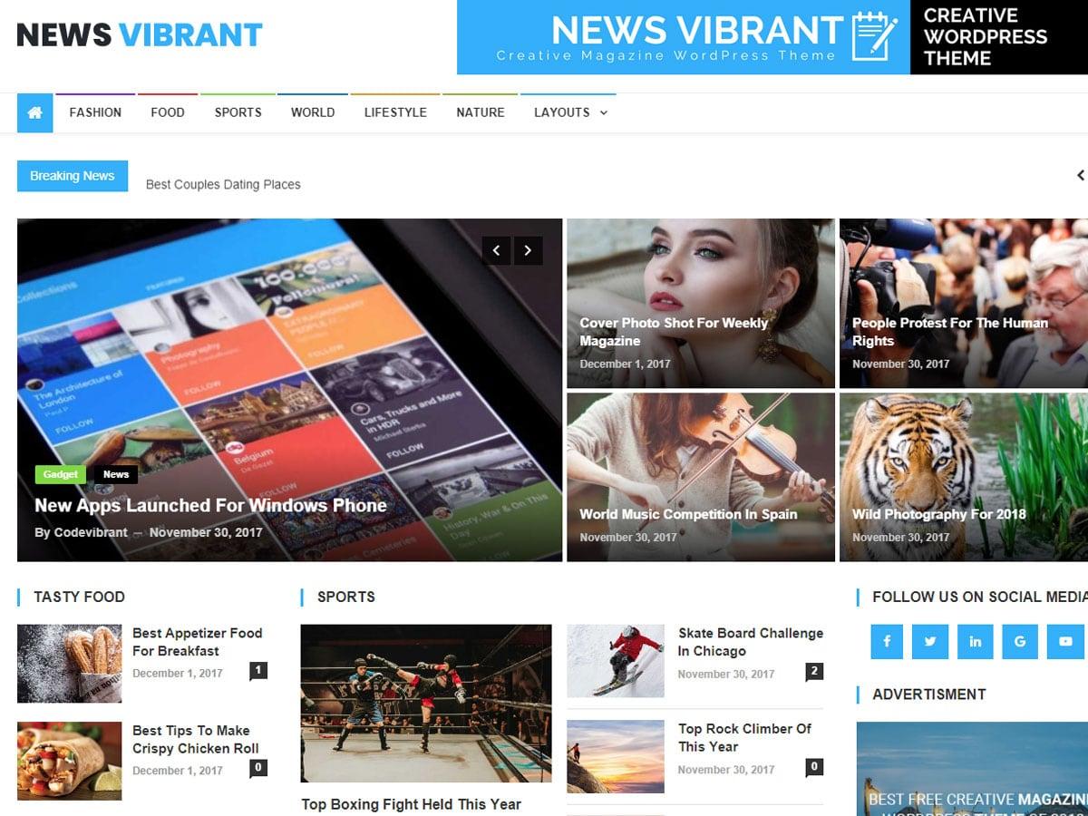 News_Vibrant_Theme