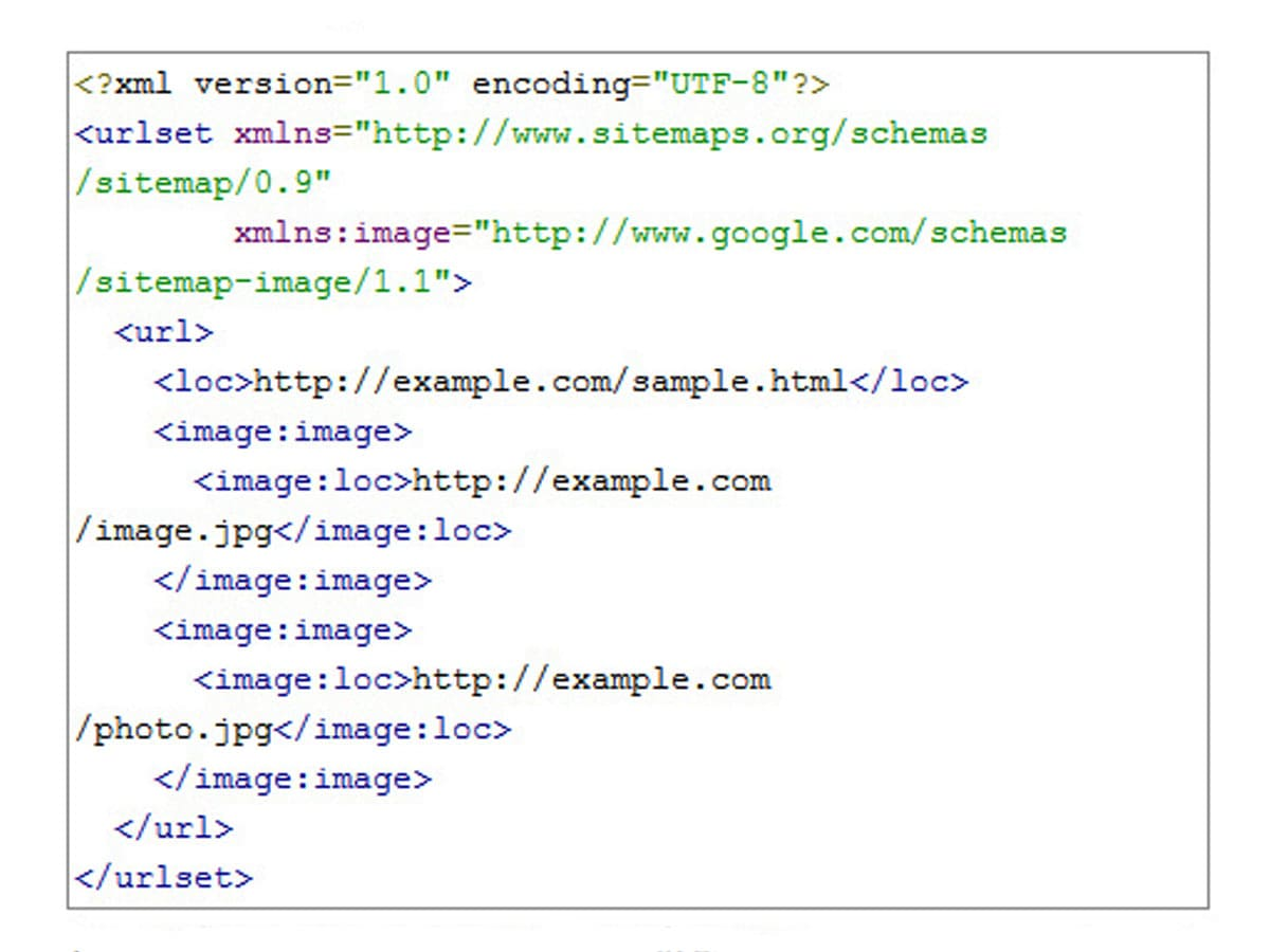 Use-image-sitemaps