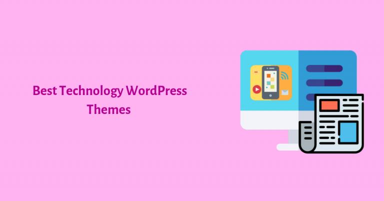 Best WordPress Technology WordPress Website(1)
