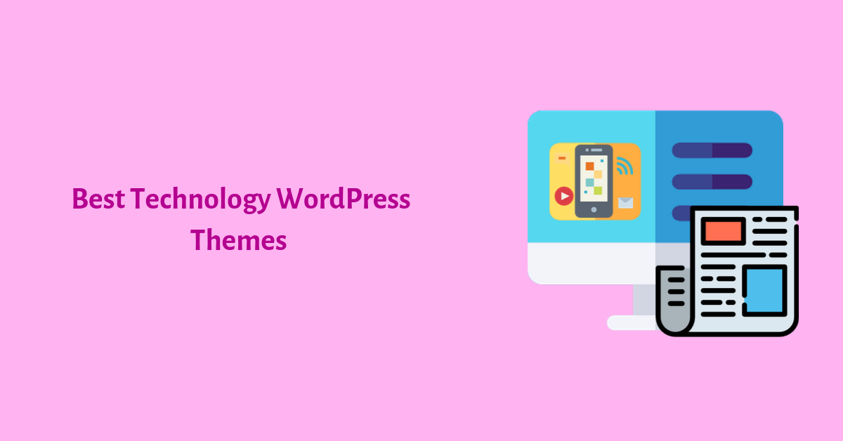 Best WordPress Technology WordPress Website(1)