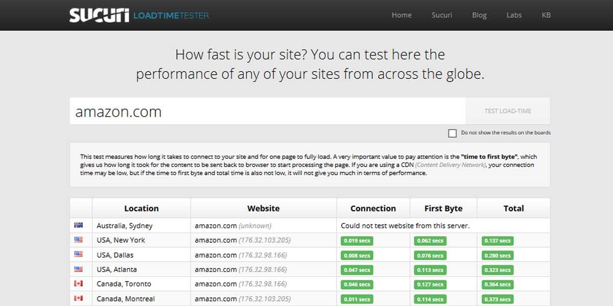 sucuri-load-time-tester-