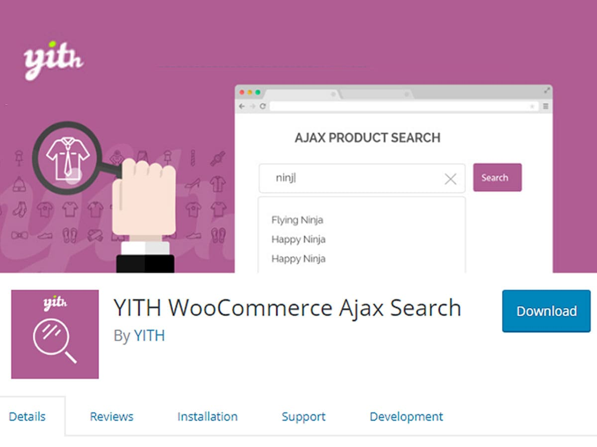 Woocomerce-Product-Ajax-Search