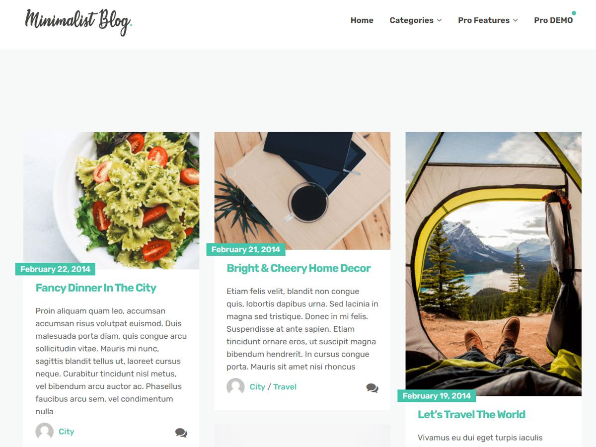 minimalist-blog