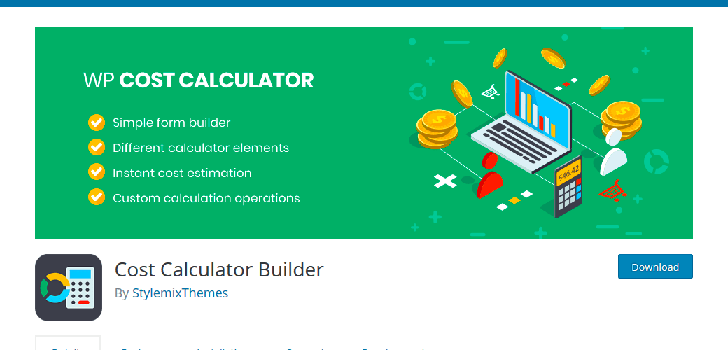 cost-free-WordPress-calculator-plugin