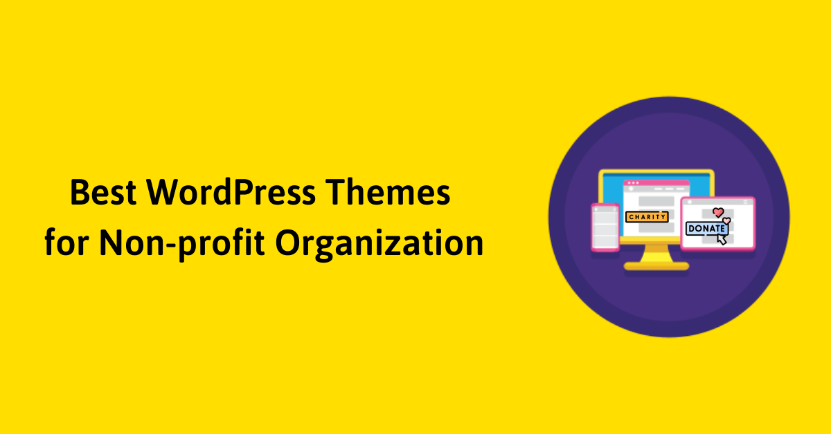 Best WordPress Theme for Non-profit Organization