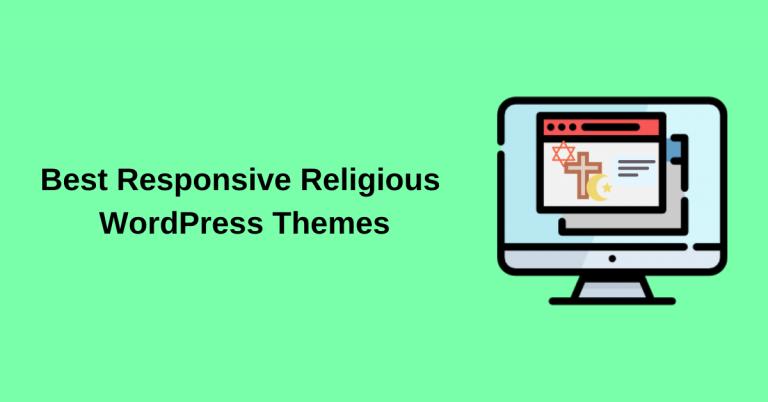 Best Responsive Religious WordPress Themes
