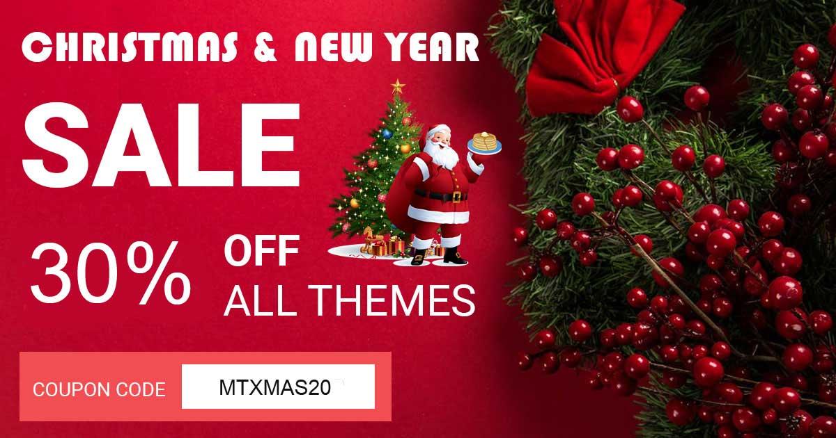 christmas-WordPress-sale