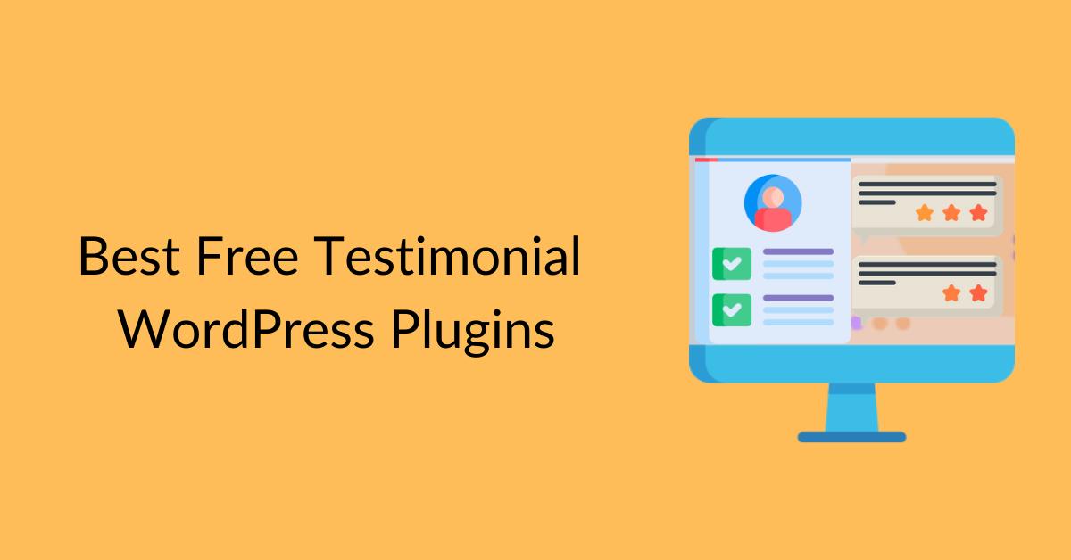 Best Free Testimonial WordPress Plugins