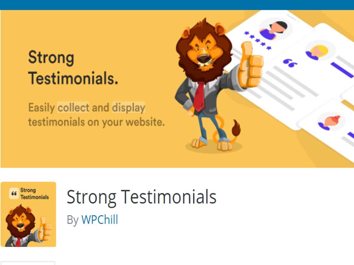 Strong-Testimonials