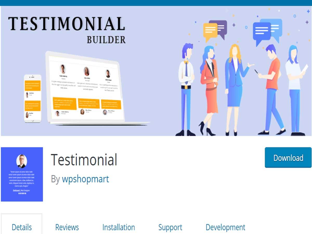Testimonial-Builder